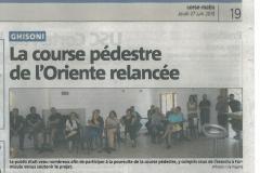 Article Corse-Matin 27 juin 2013