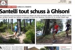Article Corse-Matin 5 août 2013