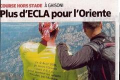 Article Corse-Matin 1 août 2015