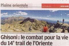 Article Corse-Matin 18 juillet 2016